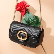 New Arrival Genuine Leather Luxury Handbags Women Bags Designer Crossbody WomenS Shoulder Bag Fashion Messenger Womens