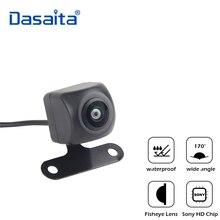 170 Wide Angel HD рыбий глаз камера заднего вида для универсальной камеры заднего вида