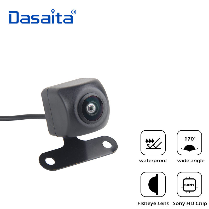 170 Wide Angel HD Fisheye Lens Reversing Camera for Universal Car Rear View Backup Cams