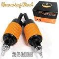 "Flat/Magnum 11 Tattoo Hummingbird Disposable Grip/Tube Combo Machine Kit Set Supply 20PCS 1""(25mm)"