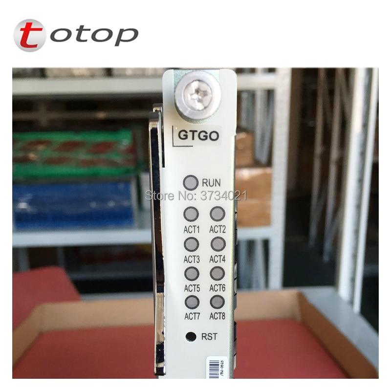 GTGO ZTE C300 OLT 8 ports GPON board GTGO avec 8 modules SFP C +GTGO ZTE C300 OLT 8 ports GPON board GTGO avec 8 modules SFP C +