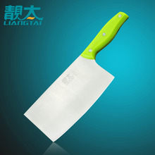 Stainless steel kitchen knives cooking tools+ plastic handle  slicing   fruit  gift  chef  chop bone knife Free shipping
