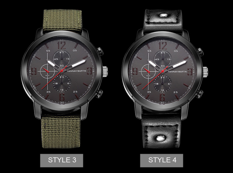 HTB1WhddajzuK1RjSspeq6ziHVXaj Relogio Masculino Mens Watches Top Luxury Brand Waterproof Sports Military Watch Men Fashion Leather Quartz Male Wristwatch