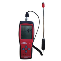 AR8800B тест на утечку горючих газов, детектор газа метана, детектор угольного Газа + литиевая батарея