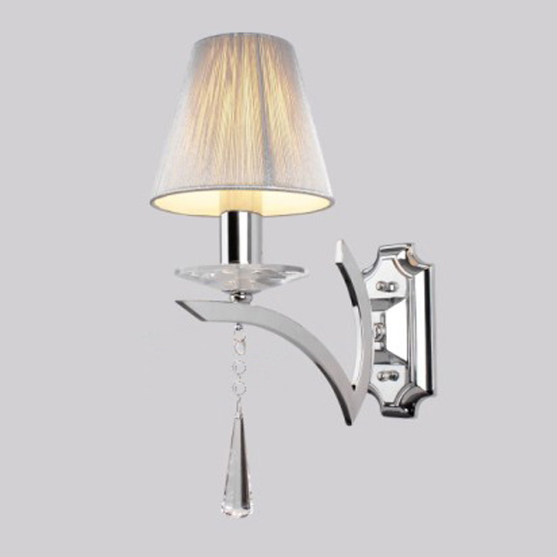 Contemporary Elegant Crystal Drops Wall Light Living Room Bedroom Bedside Lamp Mirror Hallway Light Fixtures Wall Sconces WL194 contemporary elegant crystal drops wall light living room bedroom bedside lamp mirror hallway light fixtures wall sconces wl194