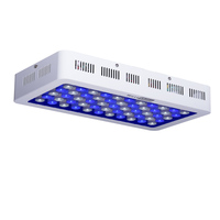 165W Fish Aquarium Led Lighting Hydroponic Systems Indicator Water Vivid Plant Growth Free Shipping Energy Saving