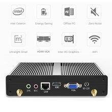 Cheapest Mini PC Windows 10 Core i3 6100U i3 7100U Mini Computer Celeron 2955U Barebone Computer DDR3L HTPC minipc HDMI VGA