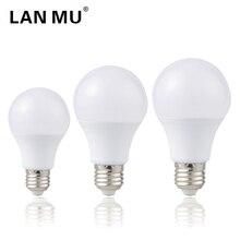 LED Bulb Lamps E27 1W 3W 5W 7W 9W 12W 15W 220V Light Bulbs Smart IC Real Power spotlight High Brightness Lampada LED Bombillas