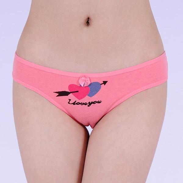 Super hot girl and pleasing panties