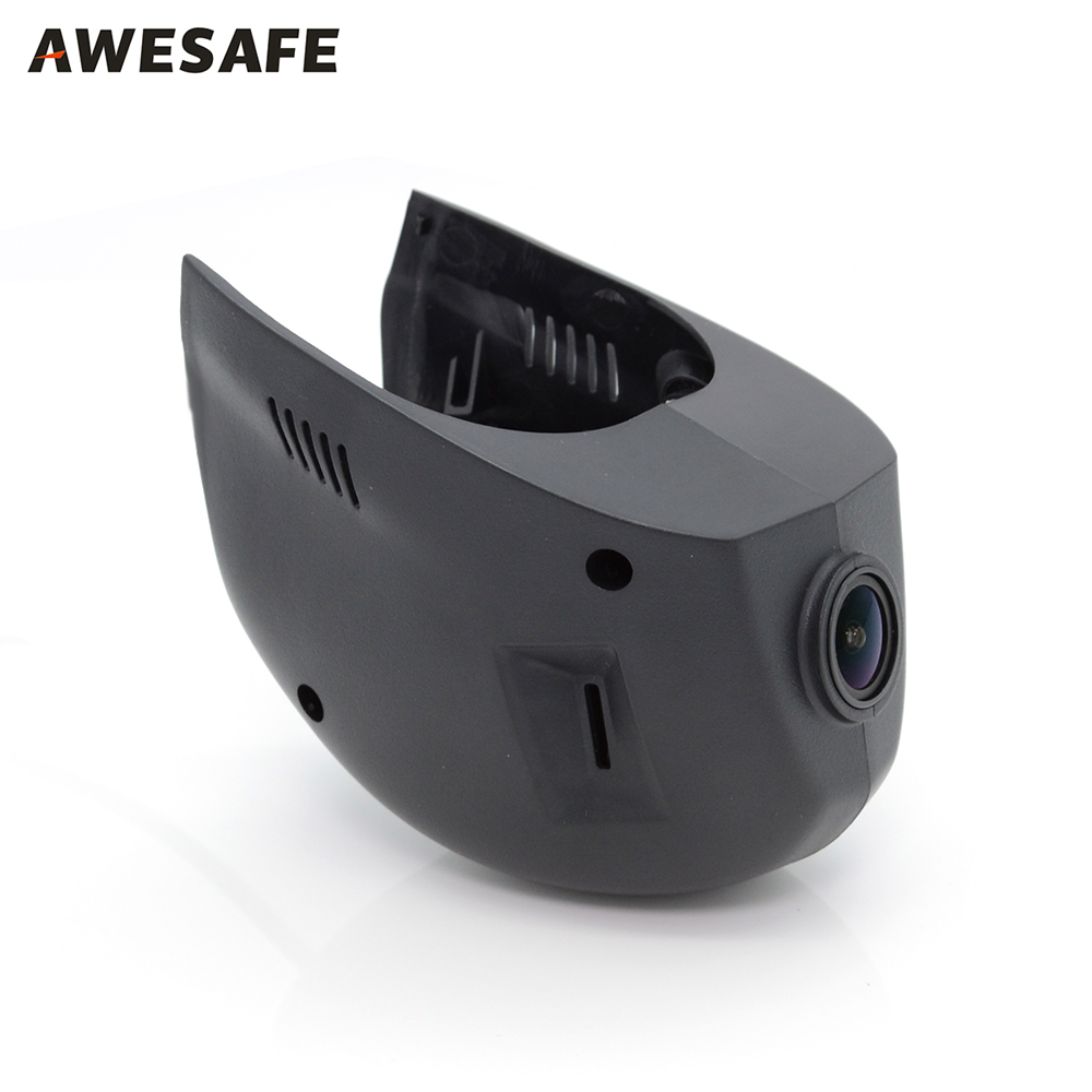 Car DVR Dash Cam Camera Novatek 96655 Parking monitoring 1080P WiFi DVRs Registrator for Volkswagen Golf 7 2015  Video Recorder conkim novatek 96655 dvr dash cam camera wifi gps auto registrar 1080p full hd video recorder 24h parking guard mini 0903 nanoq