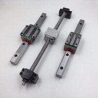 8 HGH20 площадь линейная направляющая комплекты + HGR20 1100/600 мм с ЧПУ часть HGR20 1100 HGR20 600mm HGH20CA 8 Бесплатная доставка