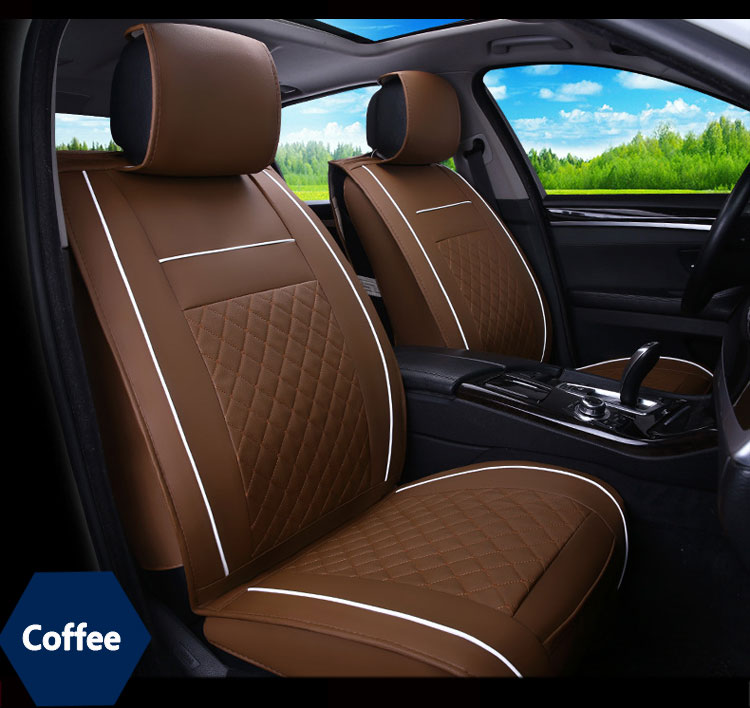 Car Seat Cover .Universal Size Seat covers pads fit for most cars, car seat cushion for benz for ford  car accessories styling