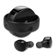 TS02 Bluetooth 5.0 Earphone TWS Ture Wireless Earphones Headset With Mic Mini Earbud Cordless PK havit i93