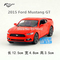 KINSMART Литого Металла Модели/1:38 Scale/2015 Ford Mustang GT игрушки/детские подарки или для коллекций