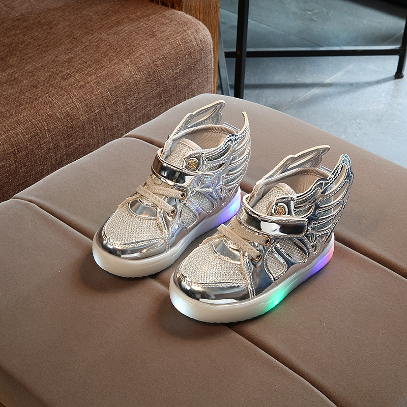 New-Kids-Girls-Luminous-LED-Light-Shoes-Angel-Wings-Baby-Boys-Children-Glowing-Sneakers-Casual-Sports-Wings-Shoes-size-21-30-2