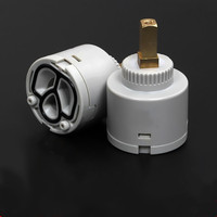 High Quality Ceramic Core Water Valve Hot And Cold Faucets Shower Faucet Switch Spool 35