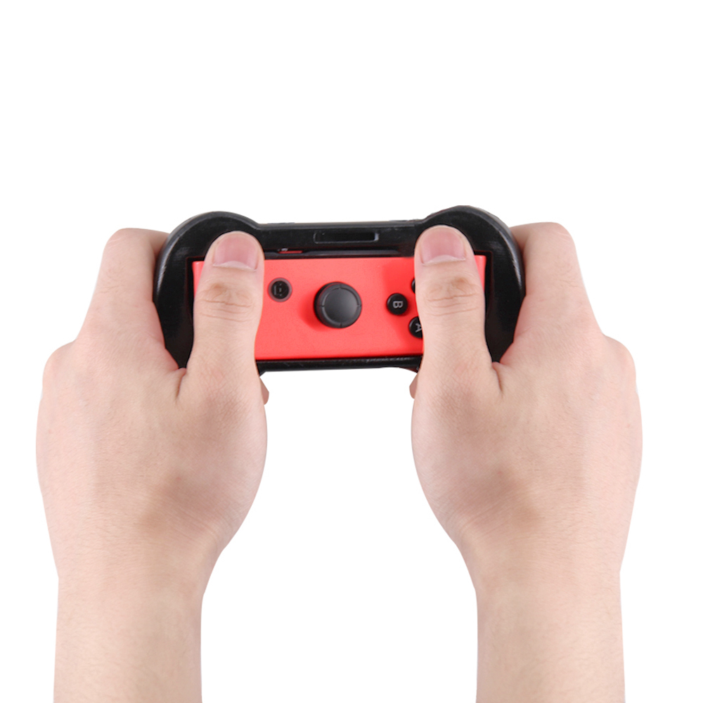 2 pcs Nintend Switch Accessories Joystick Gamepad Grips Holder Nintendos NS Steering  Wheel Handle for Nintendo Switch  3