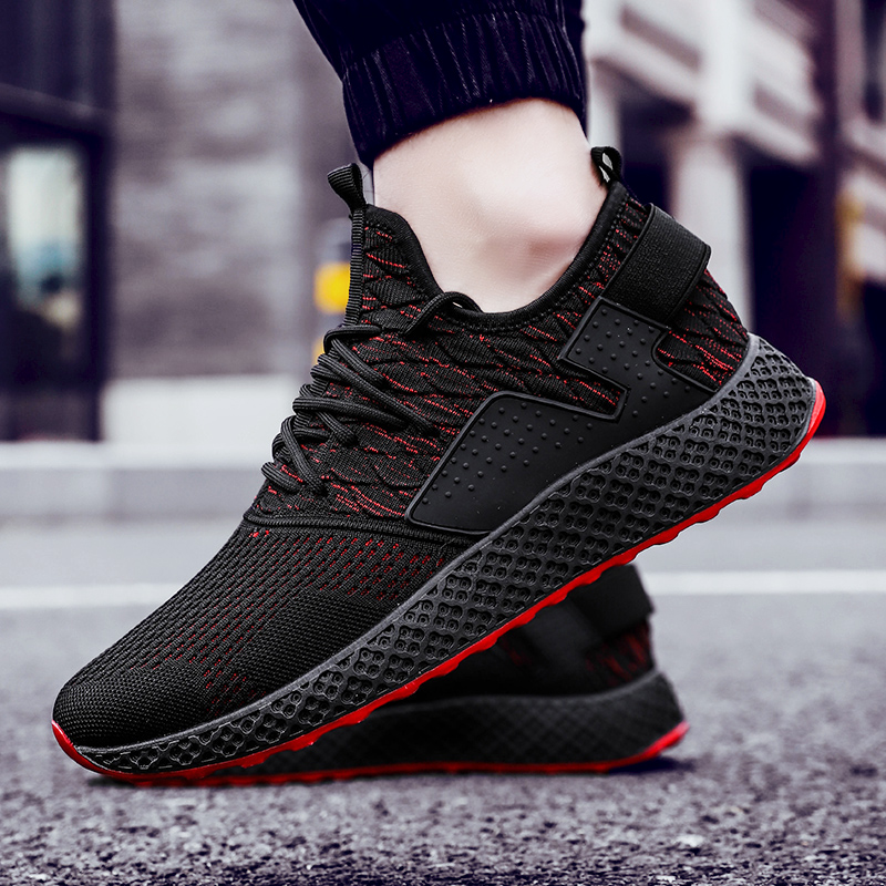 Tenis Masculino Vulcanize Shoes for Men Air Mesh Footwear Trainers Shoes Male Casual Shoes Breathable Sneakers Chaussure Homme zapatillas de moda 2019 hombre