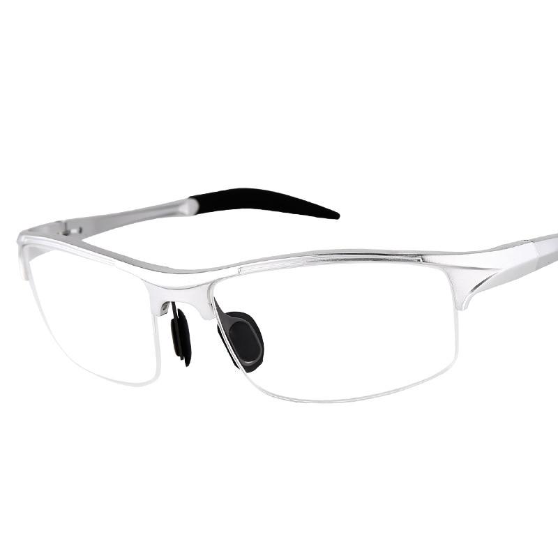 Augstas kvalitātes alumīnija magnija rāmja brilles vīriešiem - Apģērba piederumi - Foto 3