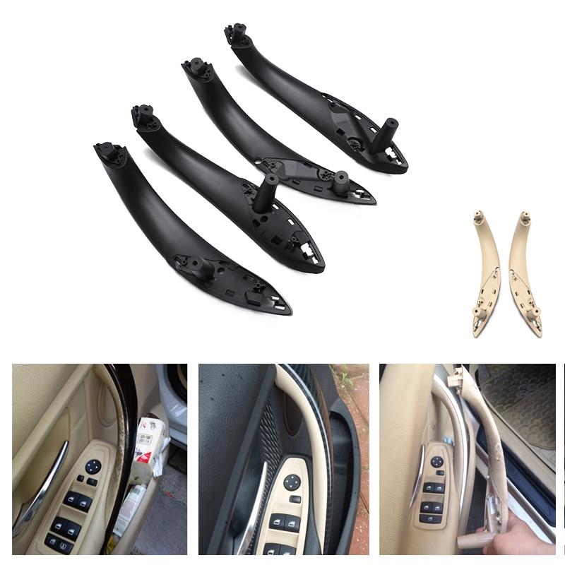 Car Interior Door Handle Inner Trim Door-Pull Handles Cover For BMW F30 F31 F32 F33 F35 F36 2012 2013 2014 2015 2016 2017