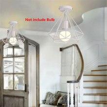 E27 скандинавские встраиваемые потолочные светильники минималистичный подвесной светильник ретро спальня люстра Романтический Сказочный салон