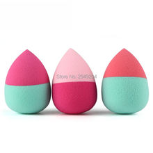 Promotion Foundation Makeup Sponge Blender Beauty Sponges For make-up Cosmetics Maquiagem Brushes