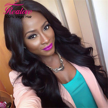 8A Full Lace Front Human Hair Wigs For Black Women Brazilian Human Hair Lace Front Wigs With Baby Hair Perruque Cheveux Humain