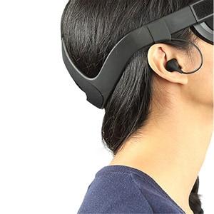 Image 5 - 1 זוג אוזניות עבור צוהר קרע/קרע CV1 VR אוזניות החלפת אוזניות בידוד רעש ב ear אוזניות צוהר קרע VR