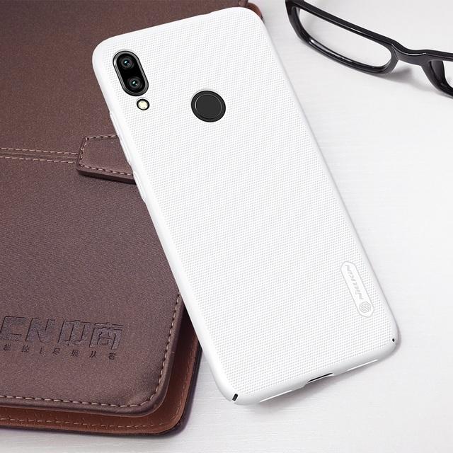 NILLKIN Redmi Note 7 7 Pro Frosted Shield PC Matte Hard Back Case Cover