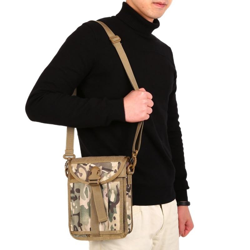 Outdoor Offical Haversack Military Tactical Rucksacks Messenger Bag Sport Camping Hiking Trekking Bag Newest