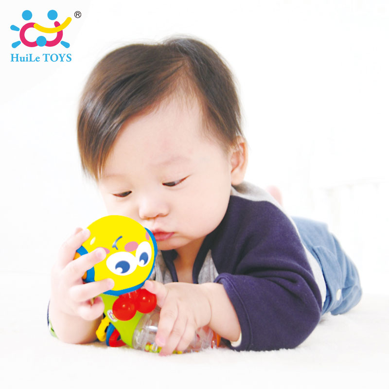 Cute Baby Toys Electric Musical Twisting Worm Insert Early Educational Toys for Children Kids Birthday Gifts