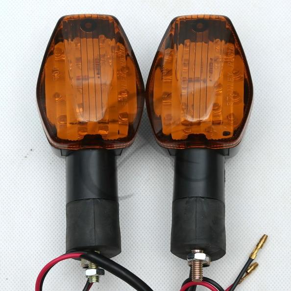 Conjunto de 4 indicadores LED E Marcado Libre 2 Pin Led Para Honda CBR125 Todos Los Modelos