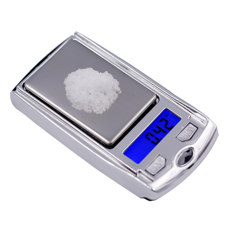 10pcs small as <font><b>car</b></font> <font><b>key</b></font> Pocket LCD Display Jewelry Gem <font><b>electronic</b></font> 200g* 0.01g Weight Balance miniature palm Scale with backlight image