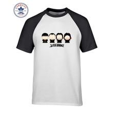 2017 Various Colors Funny Cotton Alter Bridge South Park Chibi Funny T Shirt for men