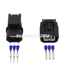 HV/HVG Sealed Series DJ7032A-1.2-11/21 Auto Wire Connector Female And Male Electrical Connector 3P недорого