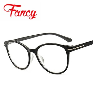 Round frame reading glasses Wo