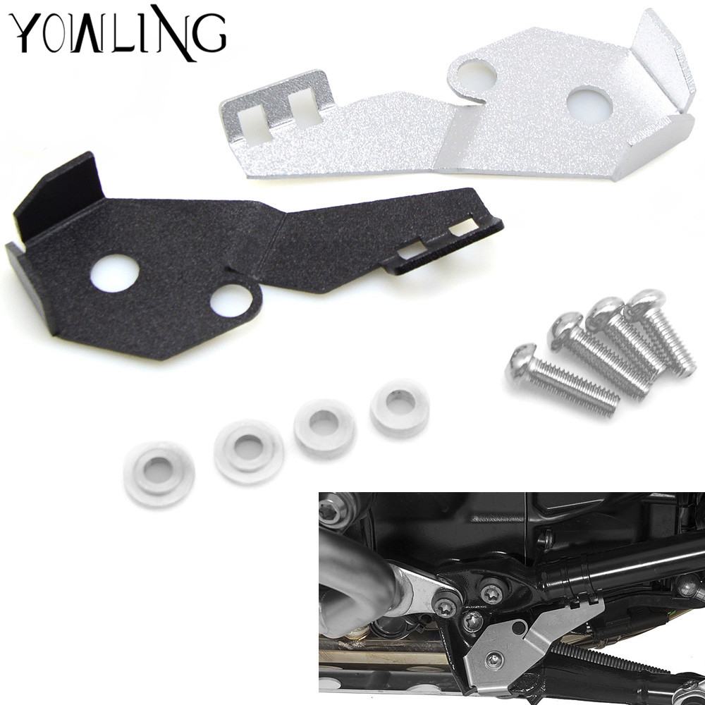 YOWLING Motorcycle <font><b>Accessories</b></font> Side Stand Switch Protector Guard Cover For <font><b>BMW</b></font> <font><b>R1200GS</b></font> R 1200GS <font><b>LC</b></font> R 1200GS <font><b>ADV</b></font> 2014 - 2017 image