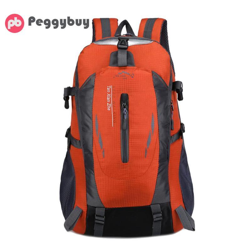 Походные рюкзаки 40 л, водонепроницаемая дорожная сумка для мужчин, многофункциональные рюкзаки для ноутбука, мужские уличные рюкзаки для кемпинга, багажная сумка|Рюкзаки|   | АлиЭкспресс