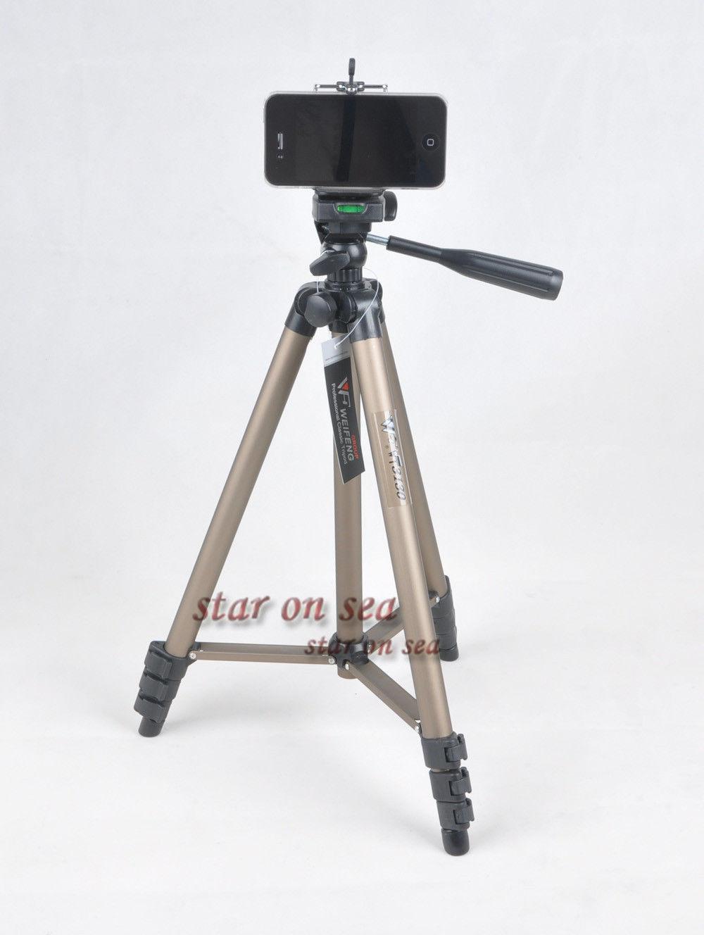 new weifeng WT 3130 handiness Video camera Camcorder DV tripod + Mobile phone clip