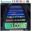 Leeman Sinoela SMD interior p8 tela de vídeo xxx china mensagem movendo / led