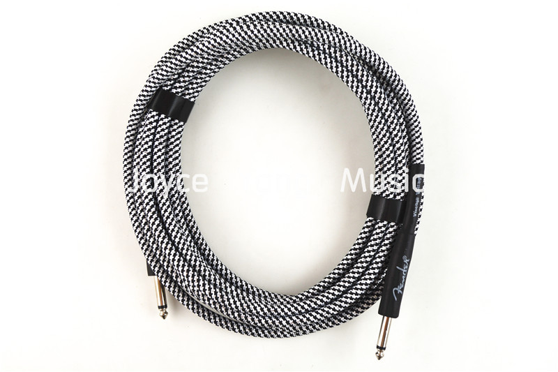 20ft electric guitar cable amp lead cord amplifier cable audio connection cable for electric. Black Bedroom Furniture Sets. Home Design Ideas