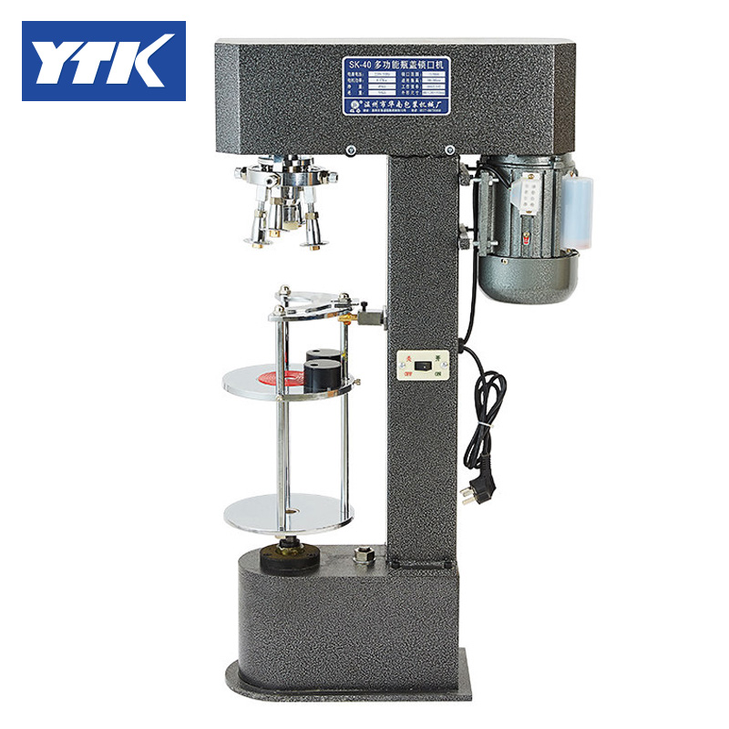 Water Plastic Bottle Locking Machine