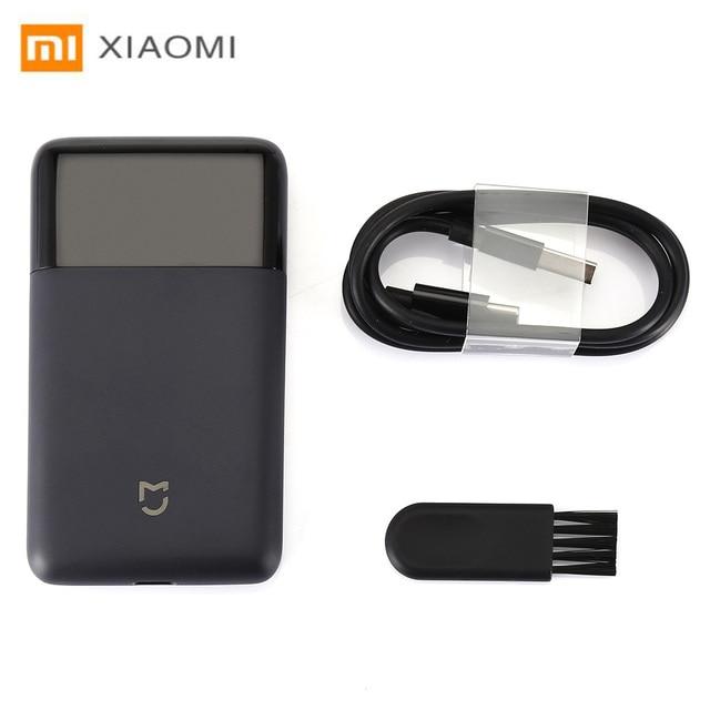 Original Xiaomi Electric Shaver for men Smart Mini Portable Razor Fully Metal Body trimmer Wireless Shavers Mens Travel Mijia 1