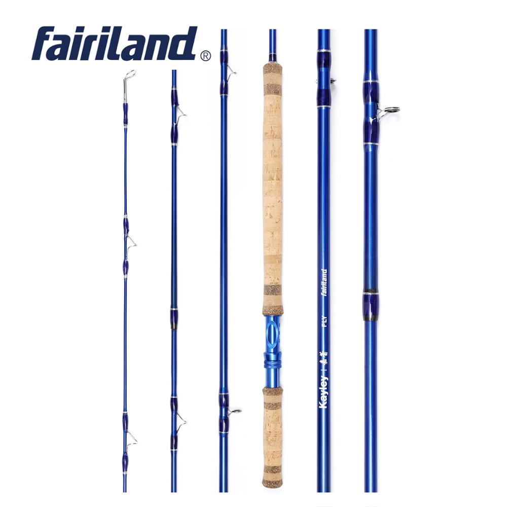 2019 Improved 5 Section Fly Fishing Rod With Extra Top End Tip 11.2ft Olta 6/7#/8#/9# Saltwater/Freshwater Fly Rod Vara De Pesca