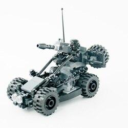 Wojskowy niemiecki tygrys cysterna opancerzony Building Blocks kompatybilny armii WW2 żołnierz broń zabawki cegły dla dzieci na sprzedaż B38