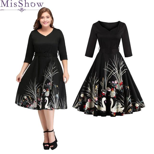 Vestido negro algodon corto