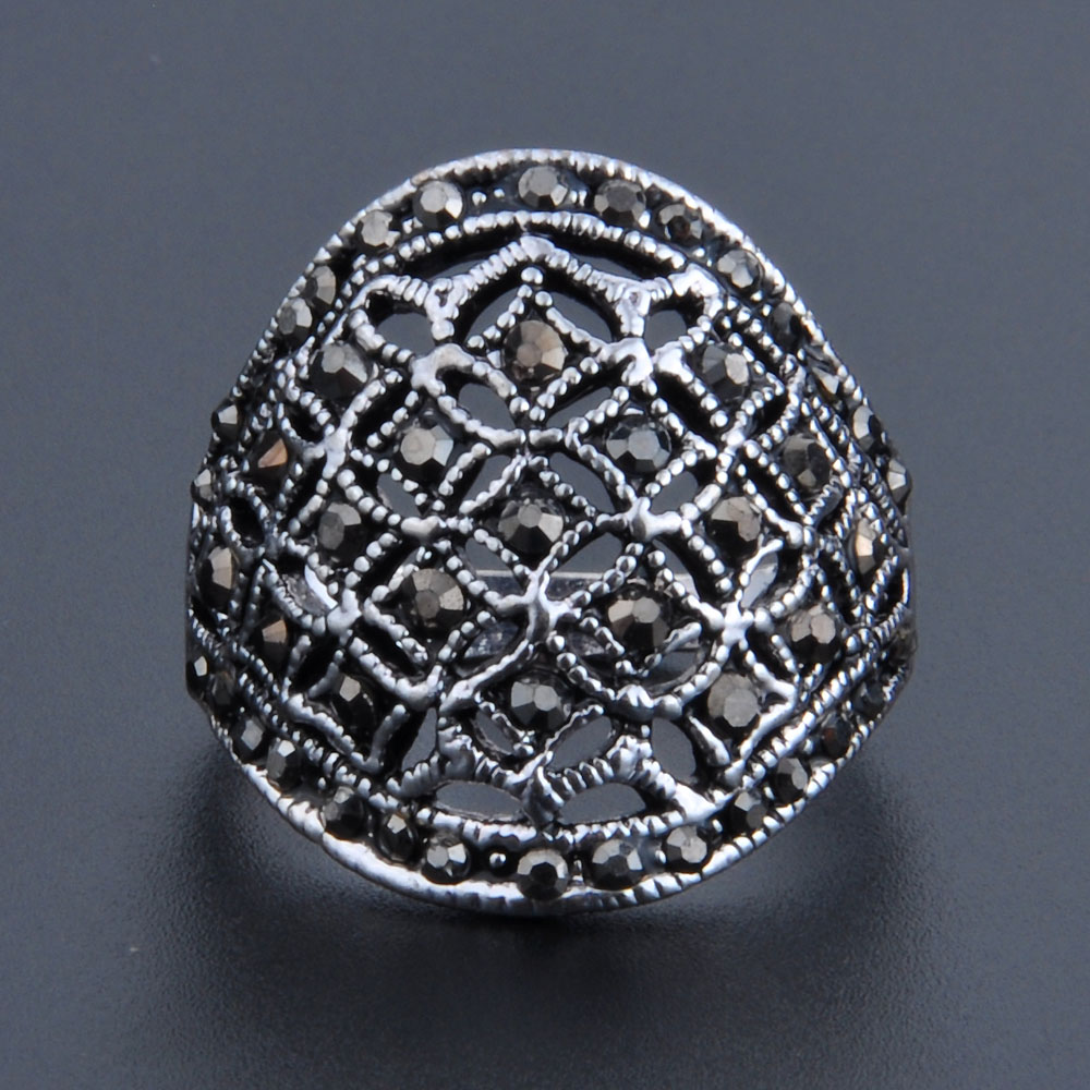 Women Fashion Round Cut Ruby /& White Topaz Gemstone Silver Ring Taille 6 7 8 9 NEUF