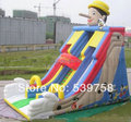 Factory direct inflatable trampoline, inflatable obstacles, inflatable pirate ship  Inflatable castle.