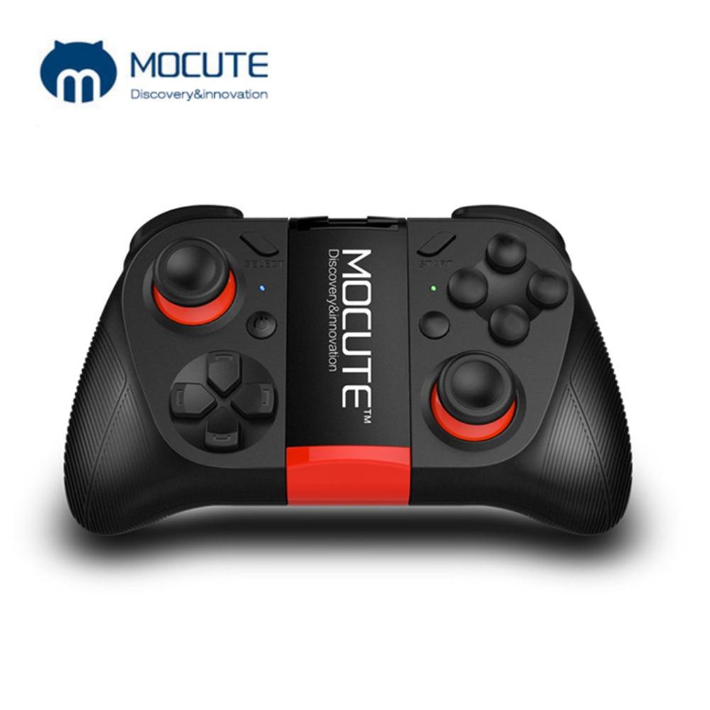MOCUTE BKA050 Bluetooth 3.0 Wireless Gamepad Controller di Gioco Joystick Per PC Per Il Telefono Android TV Periferiche di Gioco Giocatore del Gioco