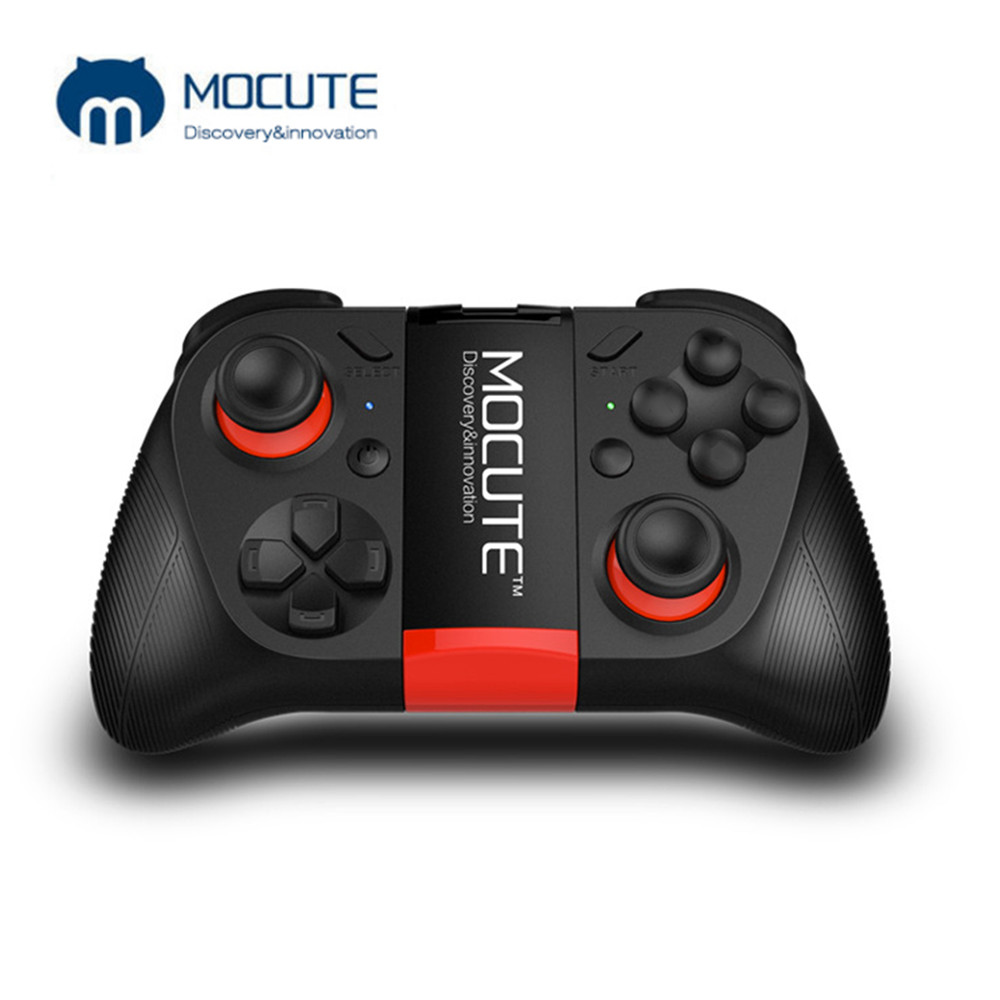 MOCUTE BKA050 Bluetooth 3.0 Wireless Gamepad Game Controller Joystick For PC For Android Phone TV Game Controllers Game Player
